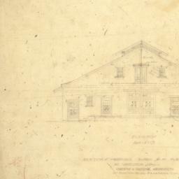 Barn for Mortimer Fleishhac...