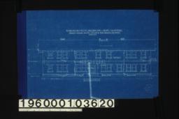 Front elevation :Sheet no. 4.