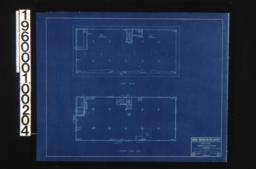 Roof plan\, fourth floor plam :Sheet 3 /