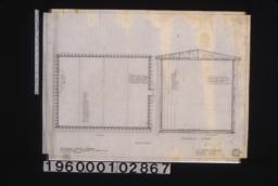 Plan\, transverse section :1 /