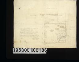 Ground floor plan :Sheet no. 20.