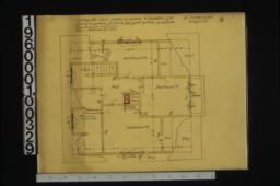 2nd floor plan :3.