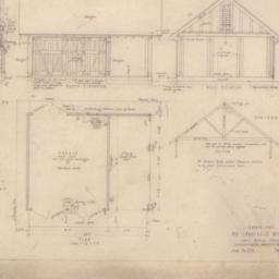 Garage for Mr. Charles S. W...