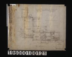 First floor plan :Sheet no. 2\,