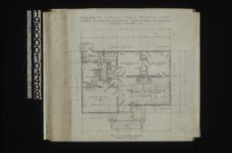 First floor plan :Sheet number 2.