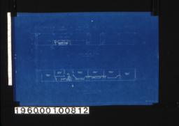 Partial first floor plan\, partial mezzanine floor plan :1.