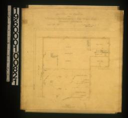 Plan :Sheet no. 1\,