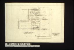 Second floor plan :Sheet no. 2. (2)