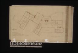 First floor plan :1.