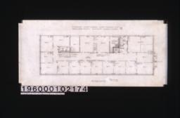 New second floor plan : No. 2.