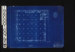 Third floor plan :Sheet No. 16 /