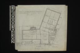 Foundation plan : Sheet no. 1.