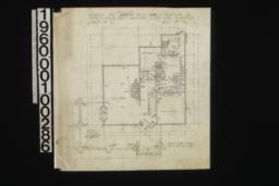 First floor plan :Sheet no. 2,