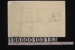 Stairs -- elevation\, plan