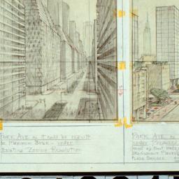 Imaginary drawings.Zoning o...