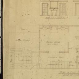 Proposed two story 7 room i...
