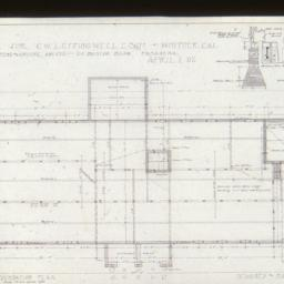 Charles W. Leffingwell bunk...