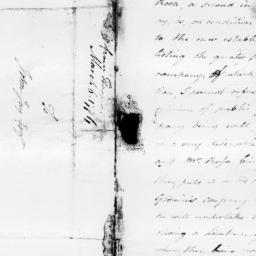 Document, 1776 March 06