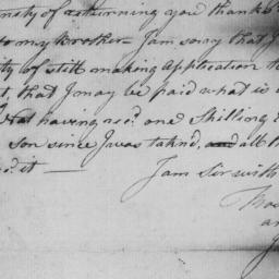 Document, 1795 n.d. - 1801 ...