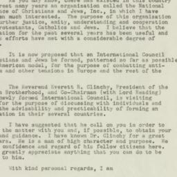 Letter: 1957 September 17