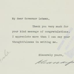 Letter: 1937 April 10