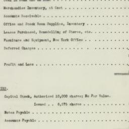 Administrative Record: 1922...