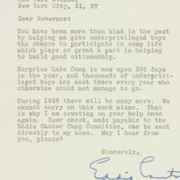 Letter: 1948 January 17