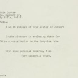 Letter: 1948 January 20