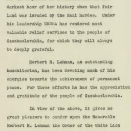 Letter: 1947 January 17