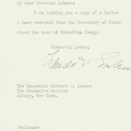 Letter: 1941 April 5