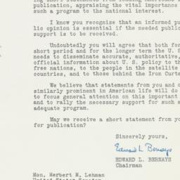Letter: 1955 January 4