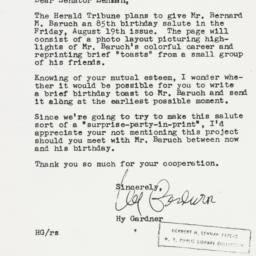 Letter: 1955 July 27