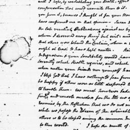Document, 1785 December 28