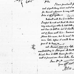 Document, 1785 April 01