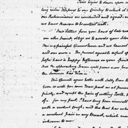 Document, 1782 December 13