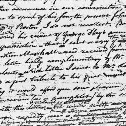 Document, 1819 April 27