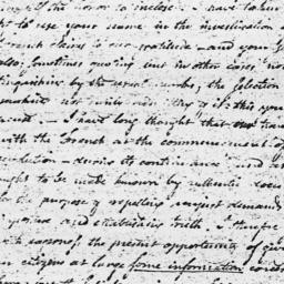 Document, 1797 January 23