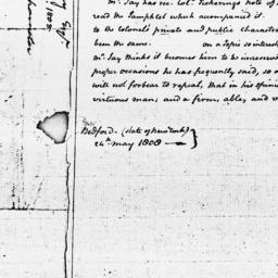 Document, 1808 May 24