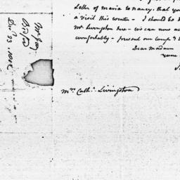 Document, 1802 December 22