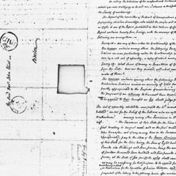 Document, 1799 October 08