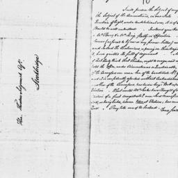 Document, 1792 June 25
