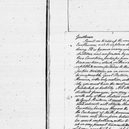 Document, 1783 June 14