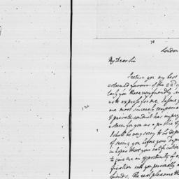Document, 1784 March 02