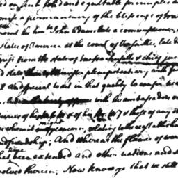 Document, 1781 June 15