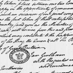 Document, 1783 August 12