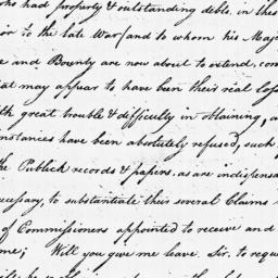 Document, 1785 December 21