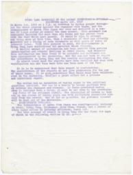 Part 1. Pyeng Yang chronicle of the Korean independence outbreak