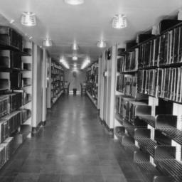 Butler Library Stacks