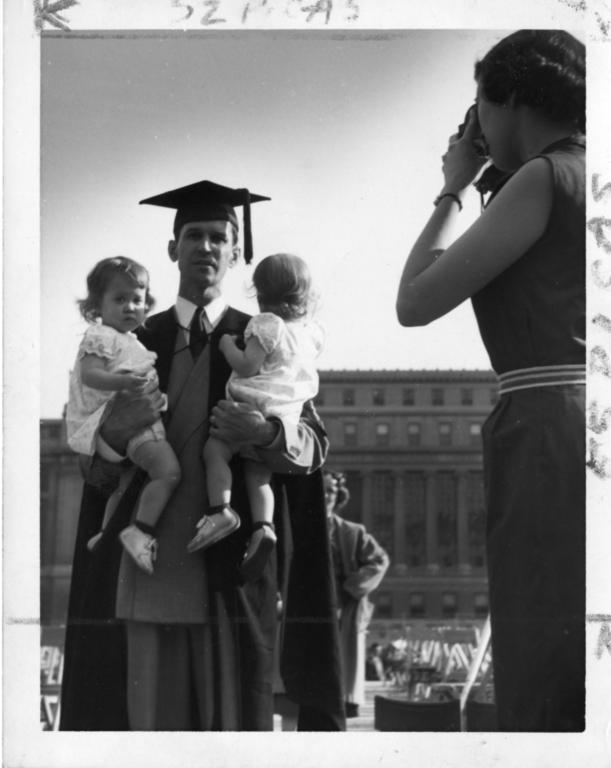 commencement-1953