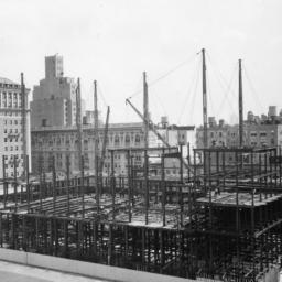 Butler Library Construction 5